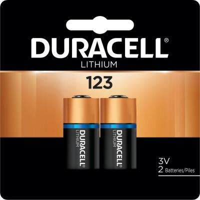 Coppertop HP 123 Lithium Battery (2-Pack)