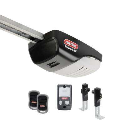 Genie 1 2 Hp Garage Door Openers Doors Windows The Home Depot