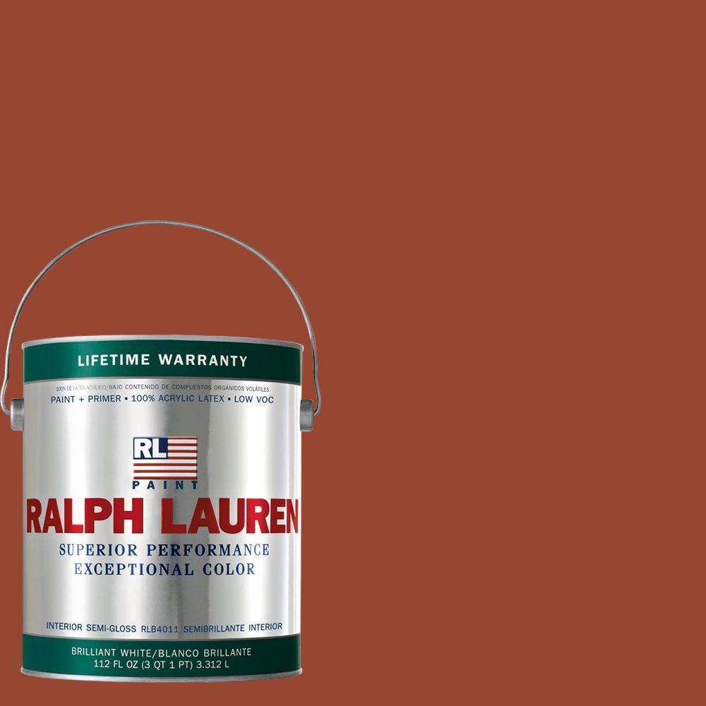 Ralph Lauren 1-gal. Chinoiserie Semi-Gloss Interior Paint