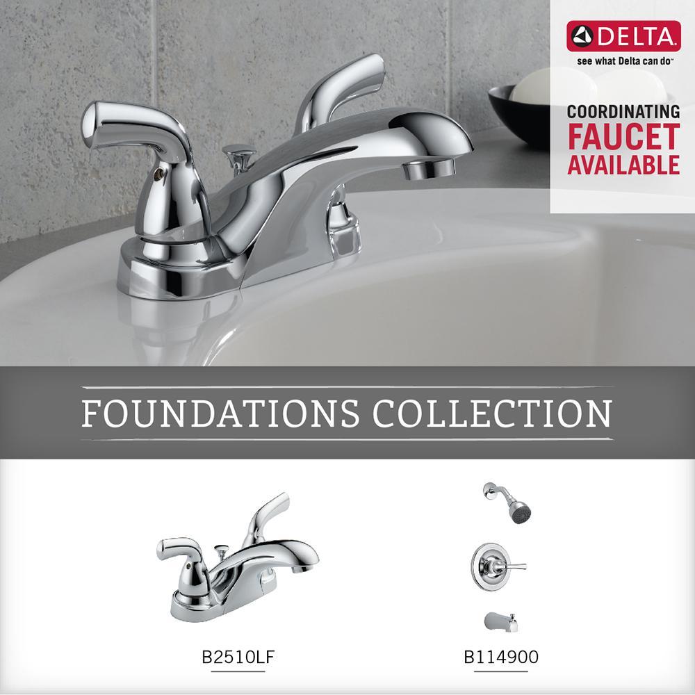 Delta Foundations 3 Piece Bath Hardware