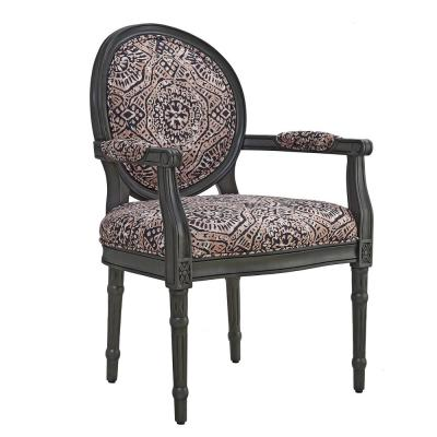 Cooper Accent Chair Gray