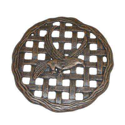 Stepping Stone Eagle - Cast Aluminum (6-Pack)