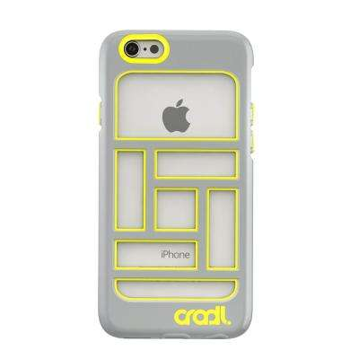 Blocks iPhone Case for 6/6s, Gray