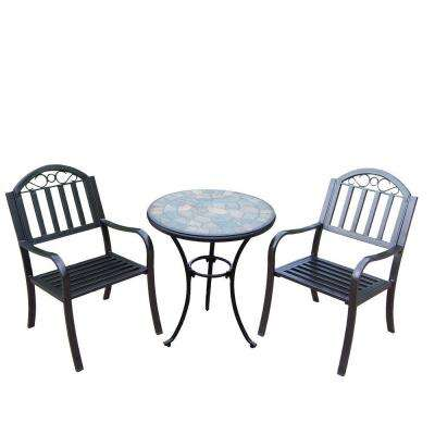 Stone - Bistro Table - Bistro Sets - Patio Dining Furniture - The ...