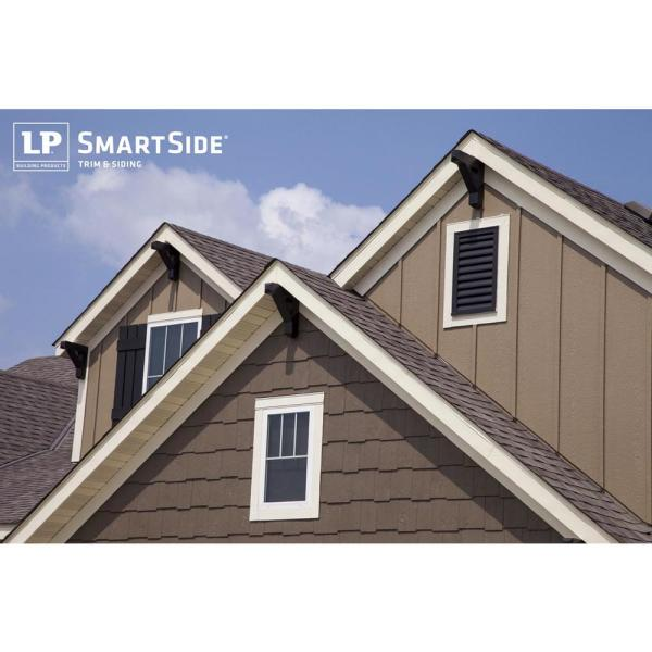 Lp Smartside Smartside 48 In X 96 In Strand Panel Siding 27874 The Home Depot