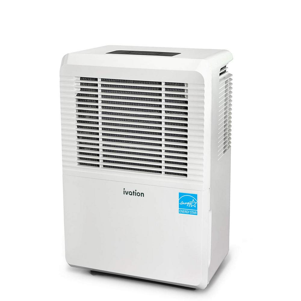 TOSOT Energy Star 30 Pint Dehumidifier for Rooms up to 1,500 Sq. Ft Now $143.99 (Was $219.99 )