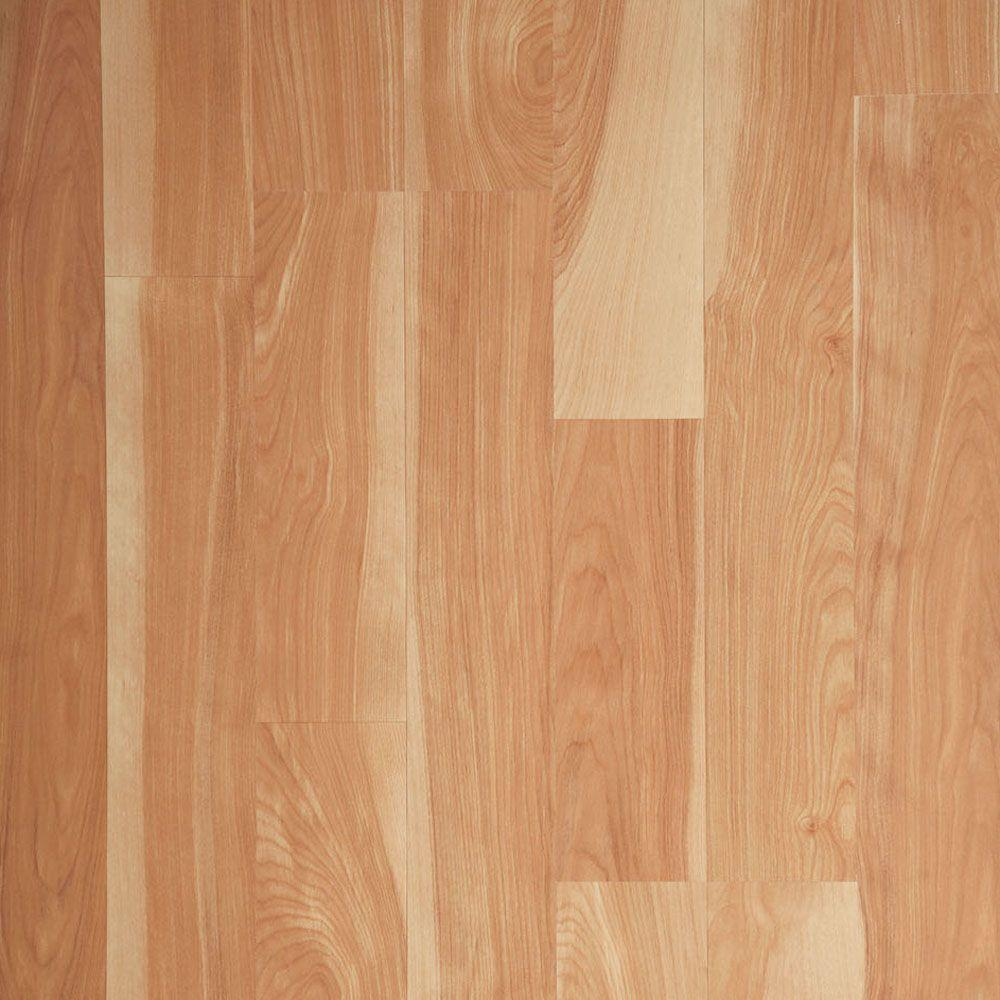 Trafficmaster Birch 12 Mm Thick X 8 03 In Wide 47 64 Length Laminate