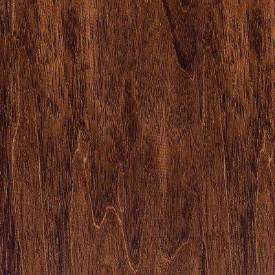 Hand Scraped Moroccan Walnut 3/8 in. Thick x 4-3/4 in. Wide x Varying Length Click Lock Hardwood (24.94 sq. ft. / case)