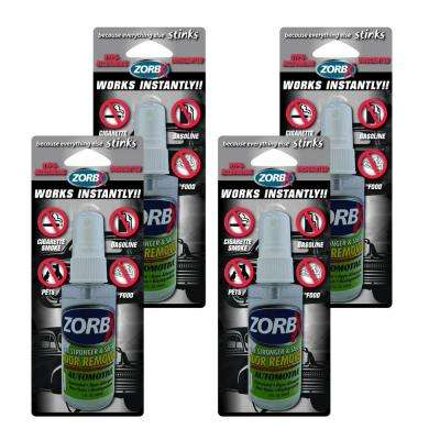 2 oz. Unscented Automotive Odor Remover (4-Pack)