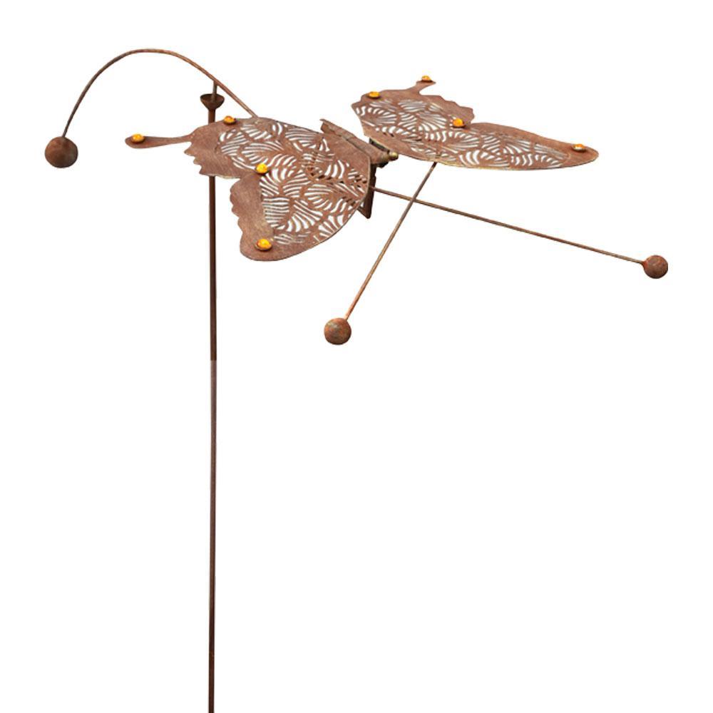 Balancer Butterfly Wind Art