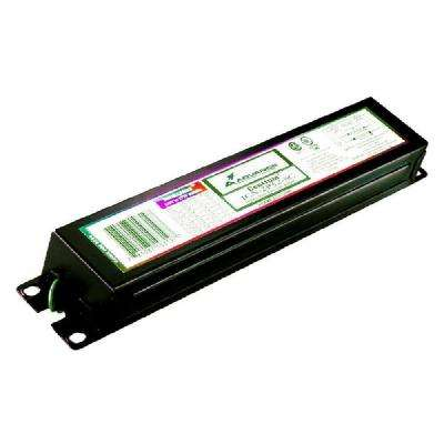 Centium 58/72-Watt 2-Lamp T12 3 ft. or 4 ft. Rapid Start High Frequency Electronic Fluorescent Replacement Ballast