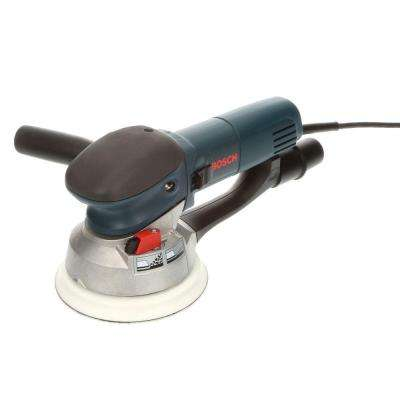 6 Amp Corded 6 in. Variable Speed Dual-Mode Electronic Random Orbital Sander/Polisher