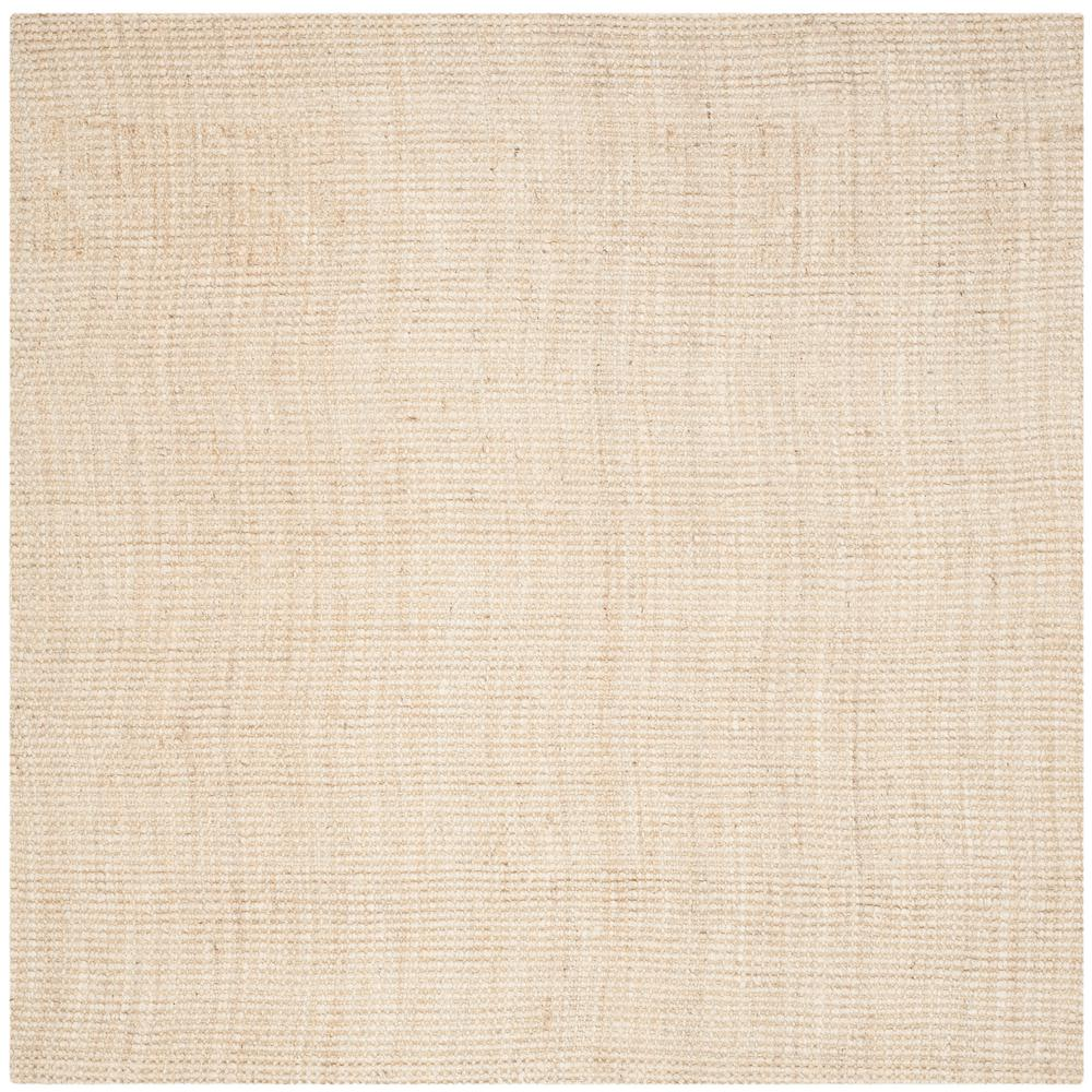This Review Is From Natural Fiber Ivory 7 Ft X Square Area Rug