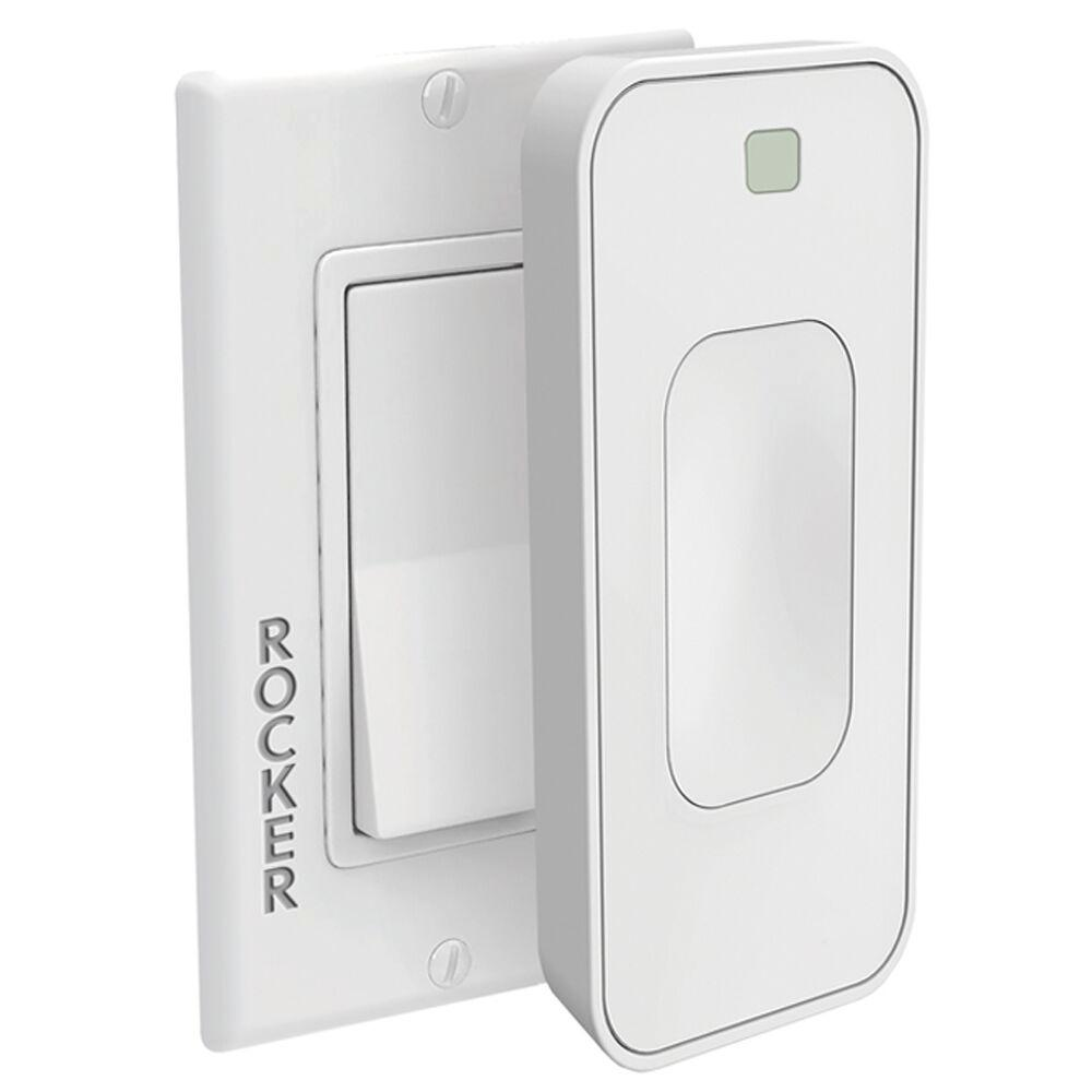 Home Light Switches: Switchmate Model #RSM003W Smart Lighting Voice,motion
