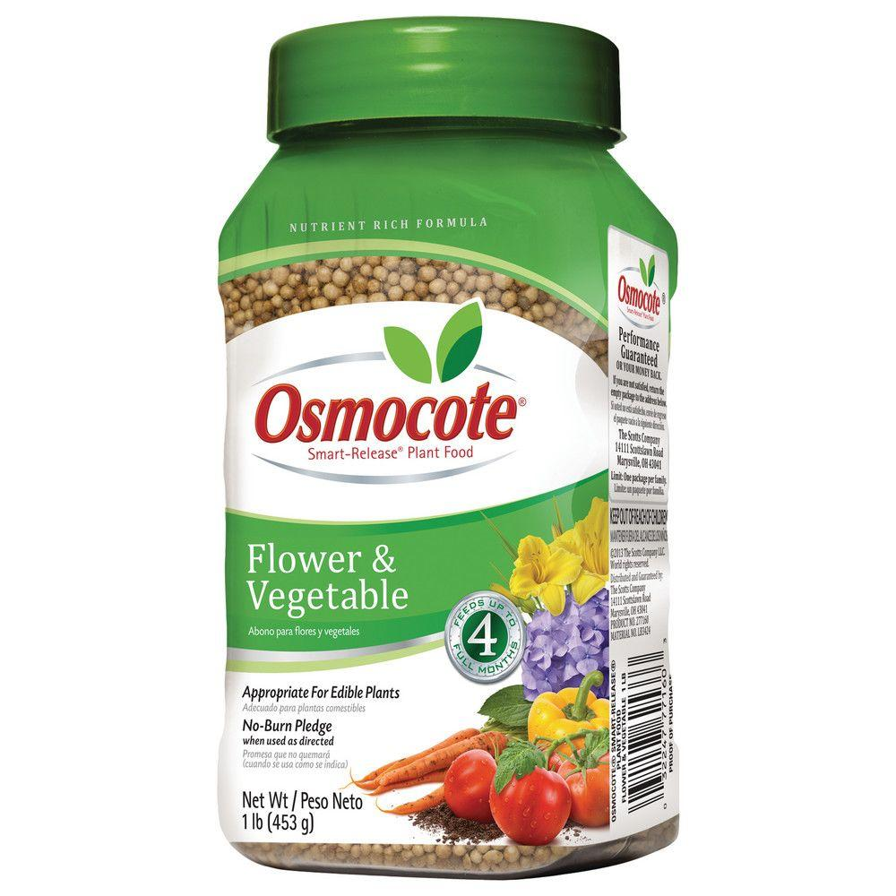 Osmocote 1 lb. Flower and Vegetable Plant Food