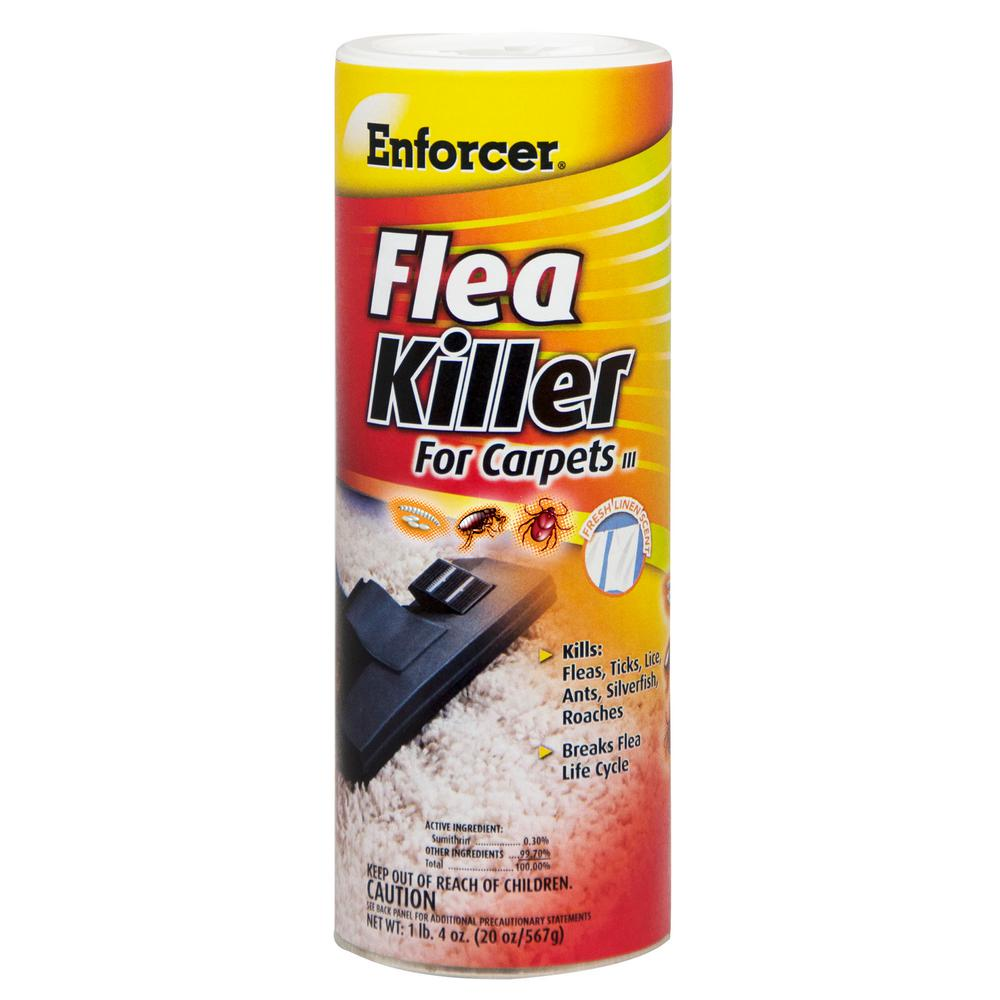 20 oz. Carpet Flea Powder (case of 12)