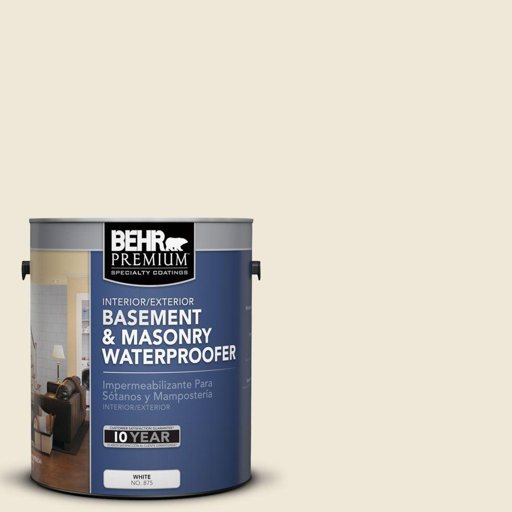 1 gal. #BW-17 Spanish White Basement and Masonry Waterproofer