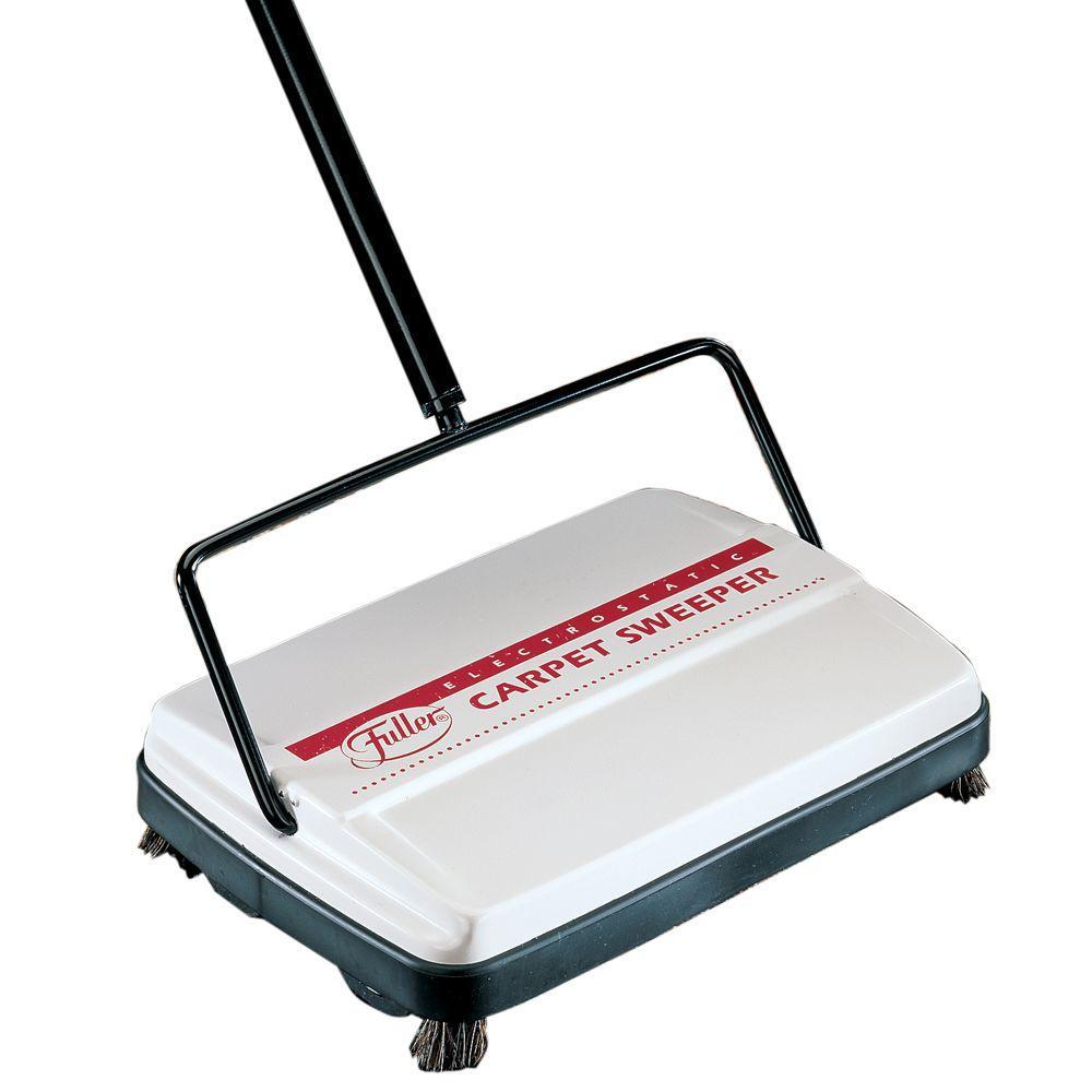 Fuller Brush Cordless Bagless Floor Sweeper