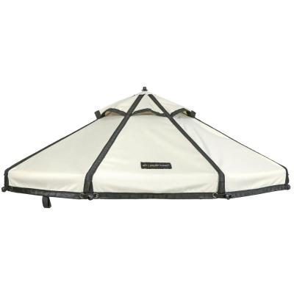 Beach Sand Polyester Canopy for 5 ft. Pet Gazebo