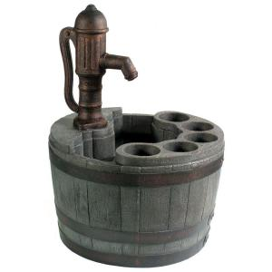 Little Giant FP-WBPF Whiskey Planter Water Fountain Pump by Little Giant