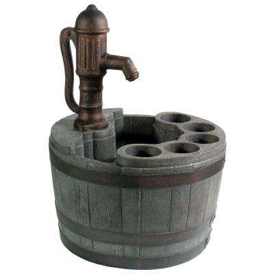FP-WBPF Whiskey Planter Water Fountain Pump