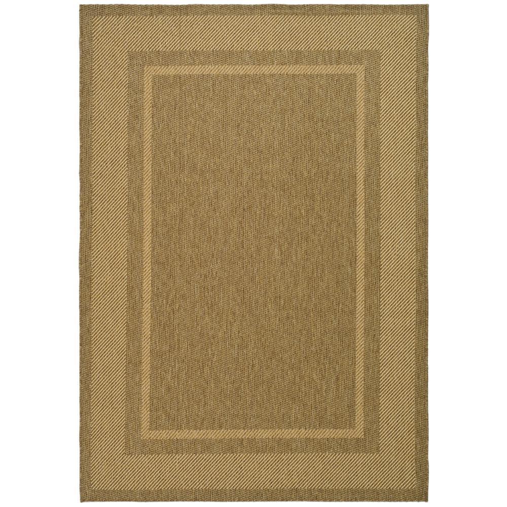 Great Martha Stewart Living Color Frame Dark Beige/Beige 4 Ft. X 5 Ft. 7 In. Area  Rug MSR4127B 4   The Home Depot