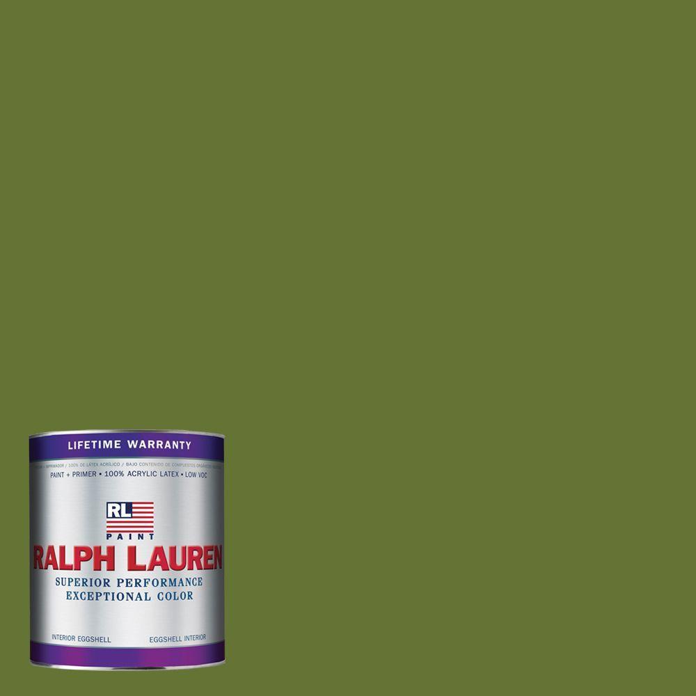 Ralph Lauren 1-qt. Gramercy Green Eggshell Interior Paint