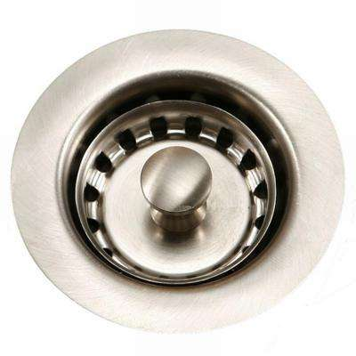 2 in. Basket Strainer