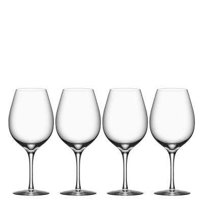 More 20 oz. Wine XL Glass (Set of 4)
