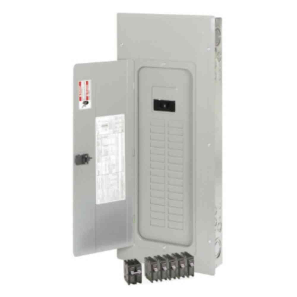 Cutler Hammer 200 Amp 30-Space 40-Circuit BR Main Breaker...