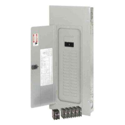 BR 200 Amp 30-Space 40-Circuit Indoor Main Breaker Loadcenter with Cover Value Pack