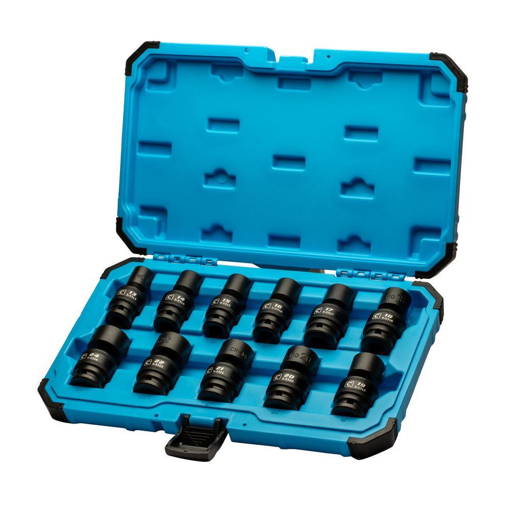 Makita T-02369 1//4-Inch Drive Socket Set