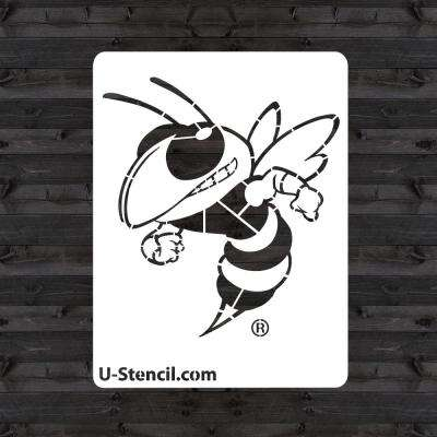 "Georgia Tech ""BUZZ"" Mini Stencil"