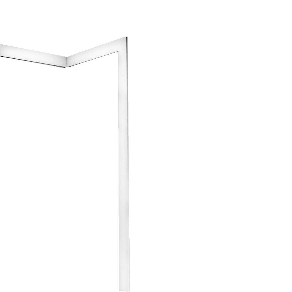 Swan 105 In Solid Surface Easy Up Adhesive Shower Wall