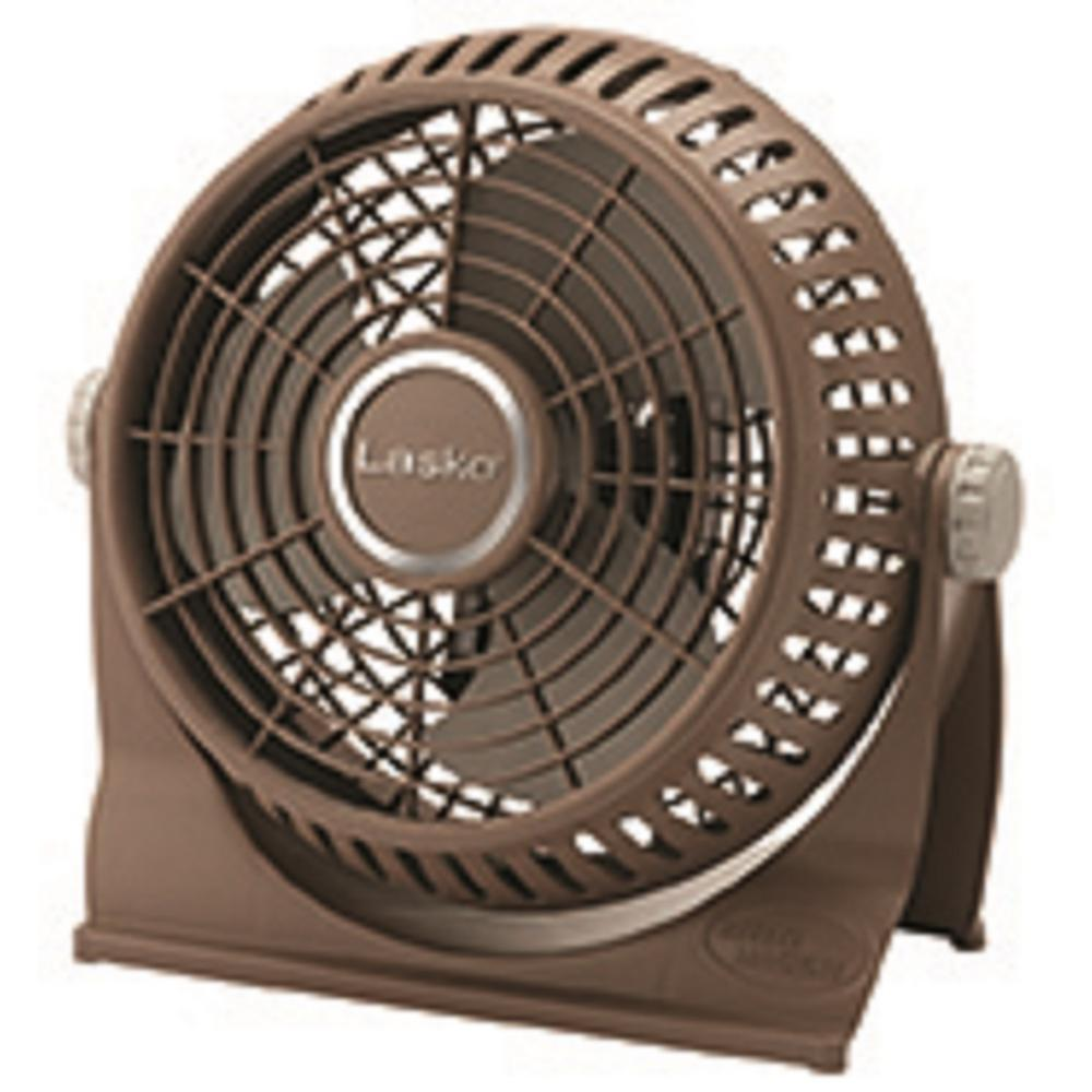 Lasko Breeze Machine 10 in. 2-Speed Floor Fan ShopFest Money Saver