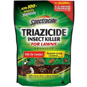 Deals on Spectracide 20 lbs. Triazicide Lawn Insect Killer Granules
