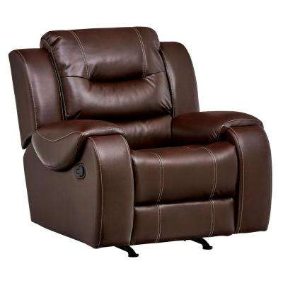 Clark Umber Power Recliner