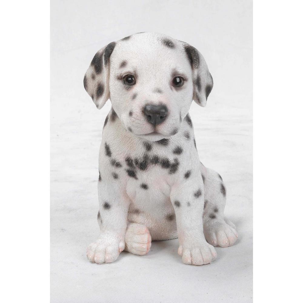 Hi Line Gift Dalmatian Puppy Statue 87771 Z The Home Depot