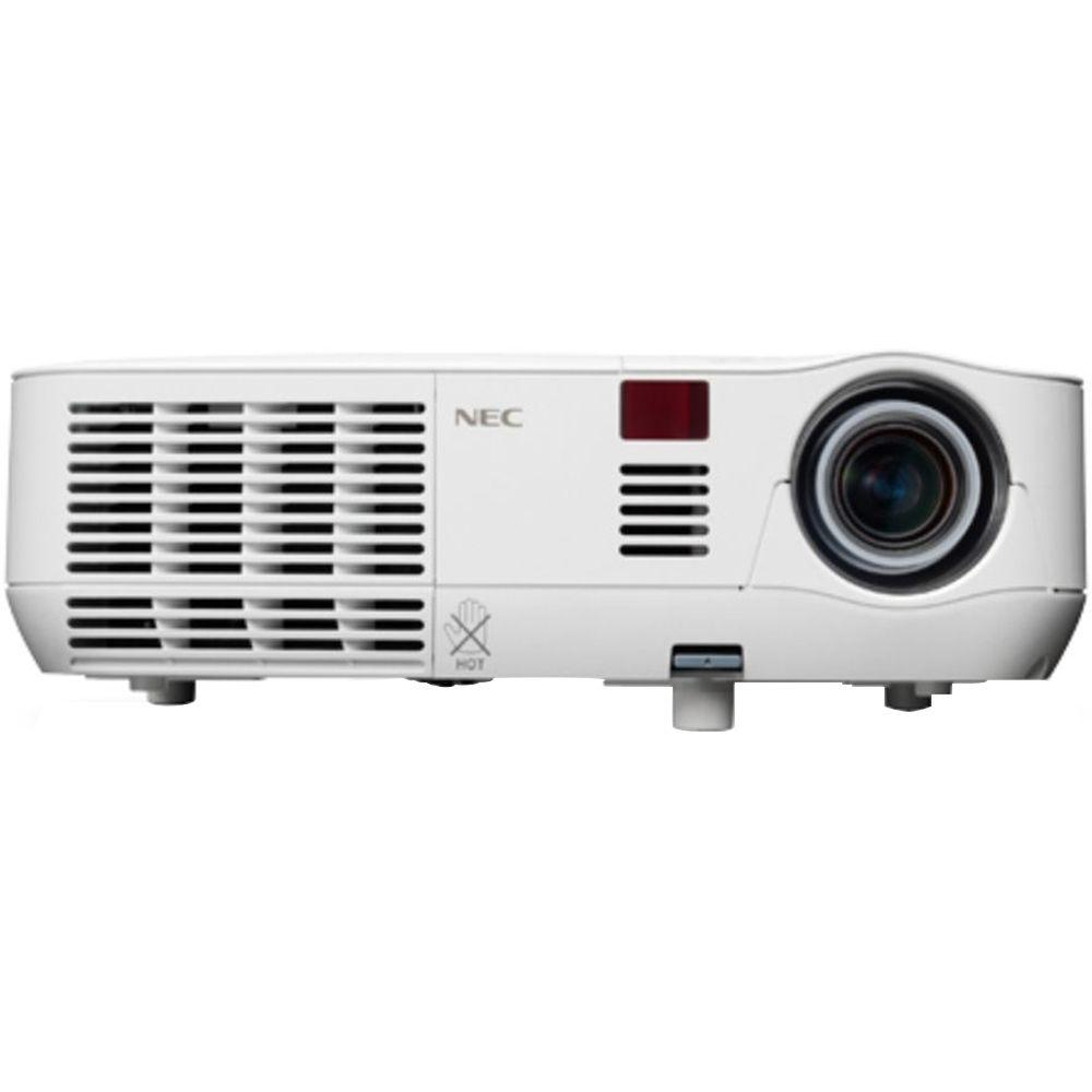 NEC V Series 1024 x 768 DLP Projector with 3000 Lumens-DISCONTINUED