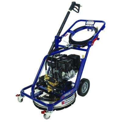 4,000 psi 3.5 GPM Gas Dual Pressure Washer