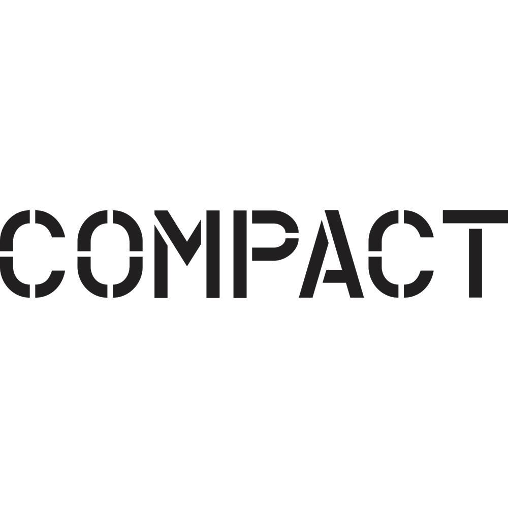 6 in. Compact Stencil