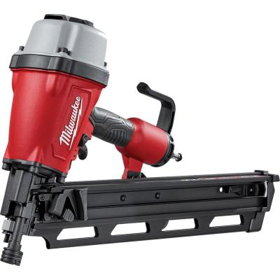 Pneumatic 3-1/2 in. 21 Degree Full Round Head Framing Nailer