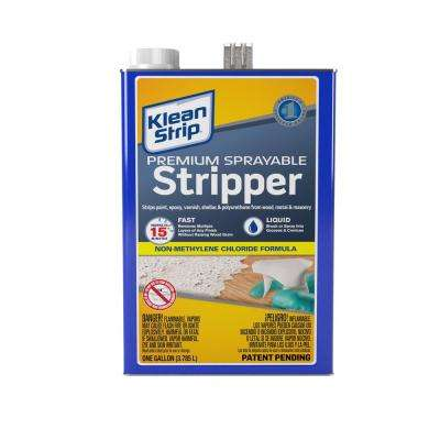 1 Gal. Sprayable Remover and Stripper