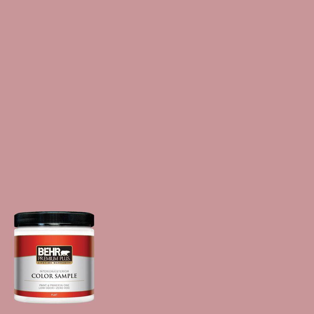 8 oz. #S140-4 Minstrel Rose Interior/Exterior Paint Sample