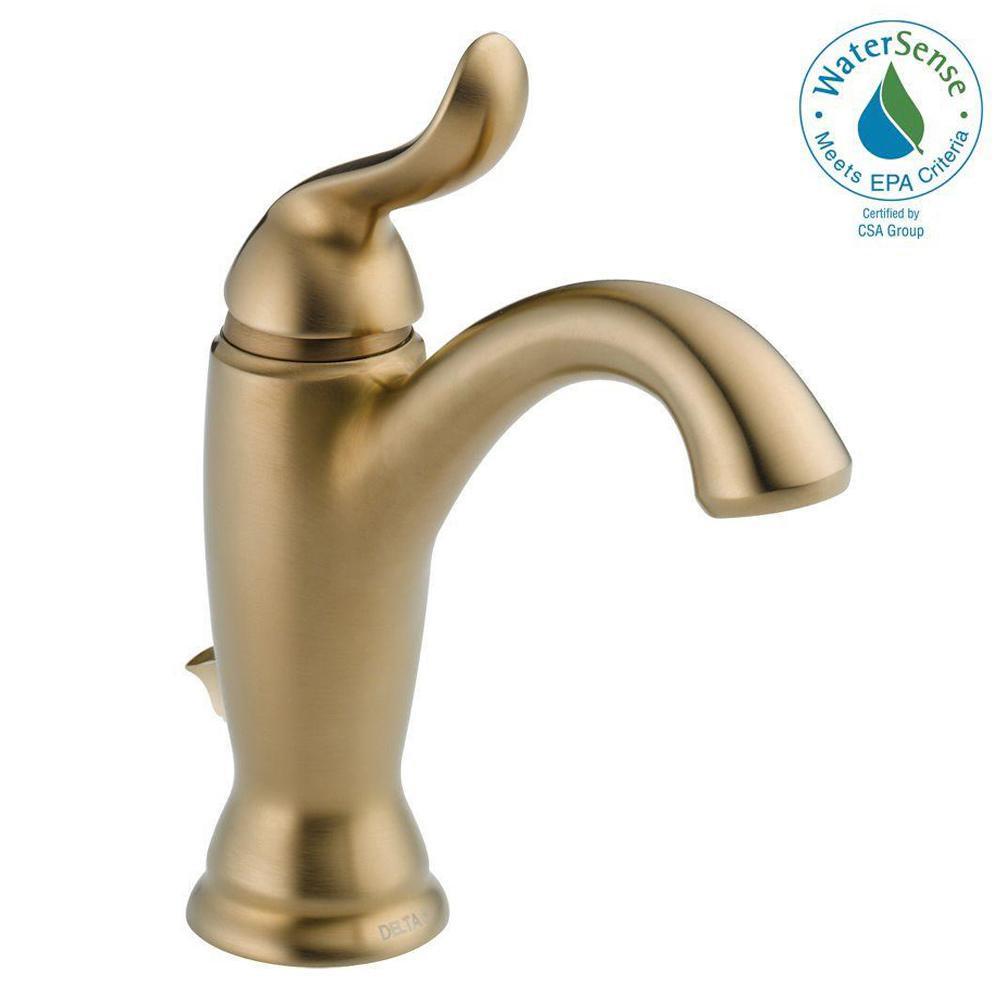 Delta - Brass - Bathroom Faucets - Bath - The Home Depot