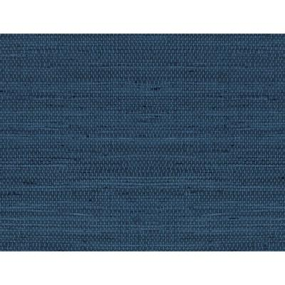Luxe Haven Coastal Blue Luxe Weave Peel and Stick Wallpaper (Covers 40.5 sq. ft.)