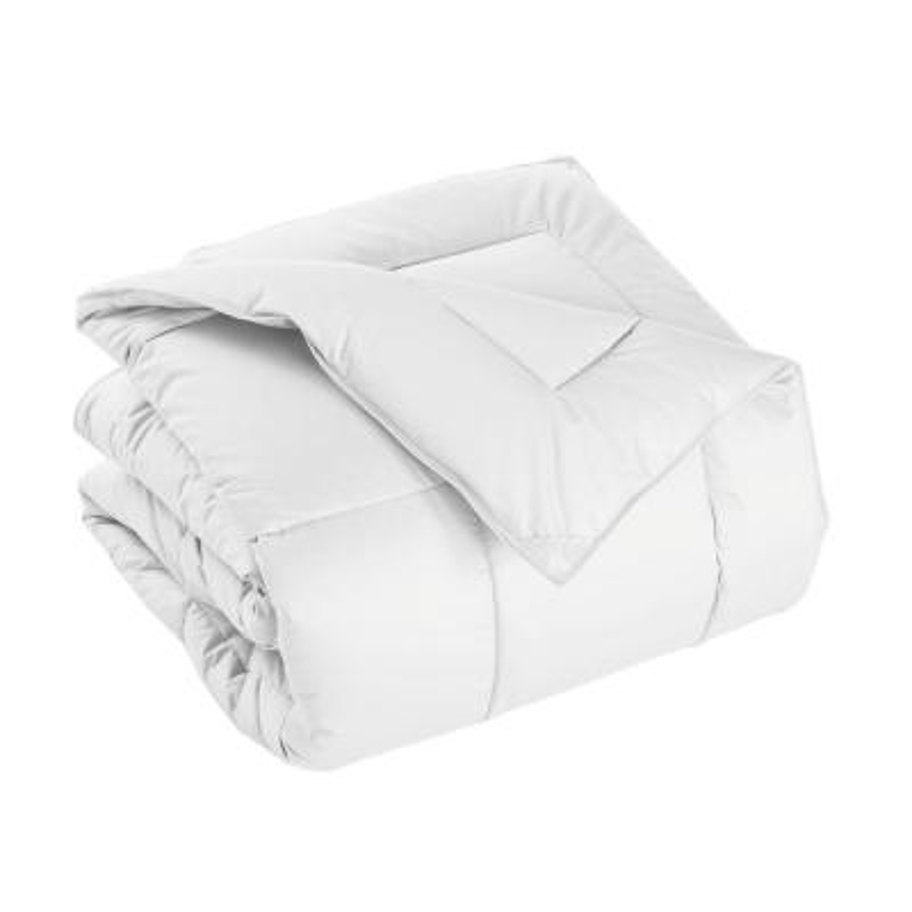 PrimaLoft Deluxe Extra Warmth White Full Down Alternative Comforter