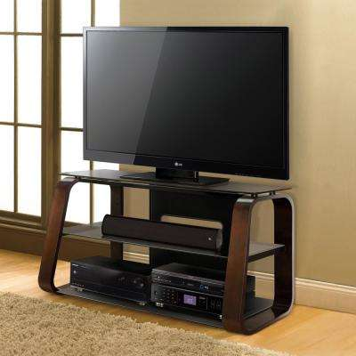 Deep Espresso Entertainment Center