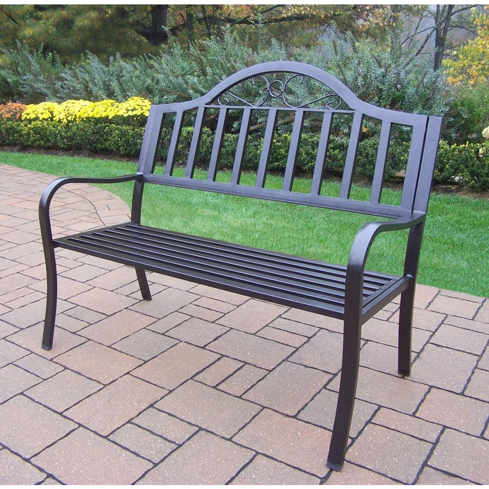 Rochester Aluminum Outdoor Bench