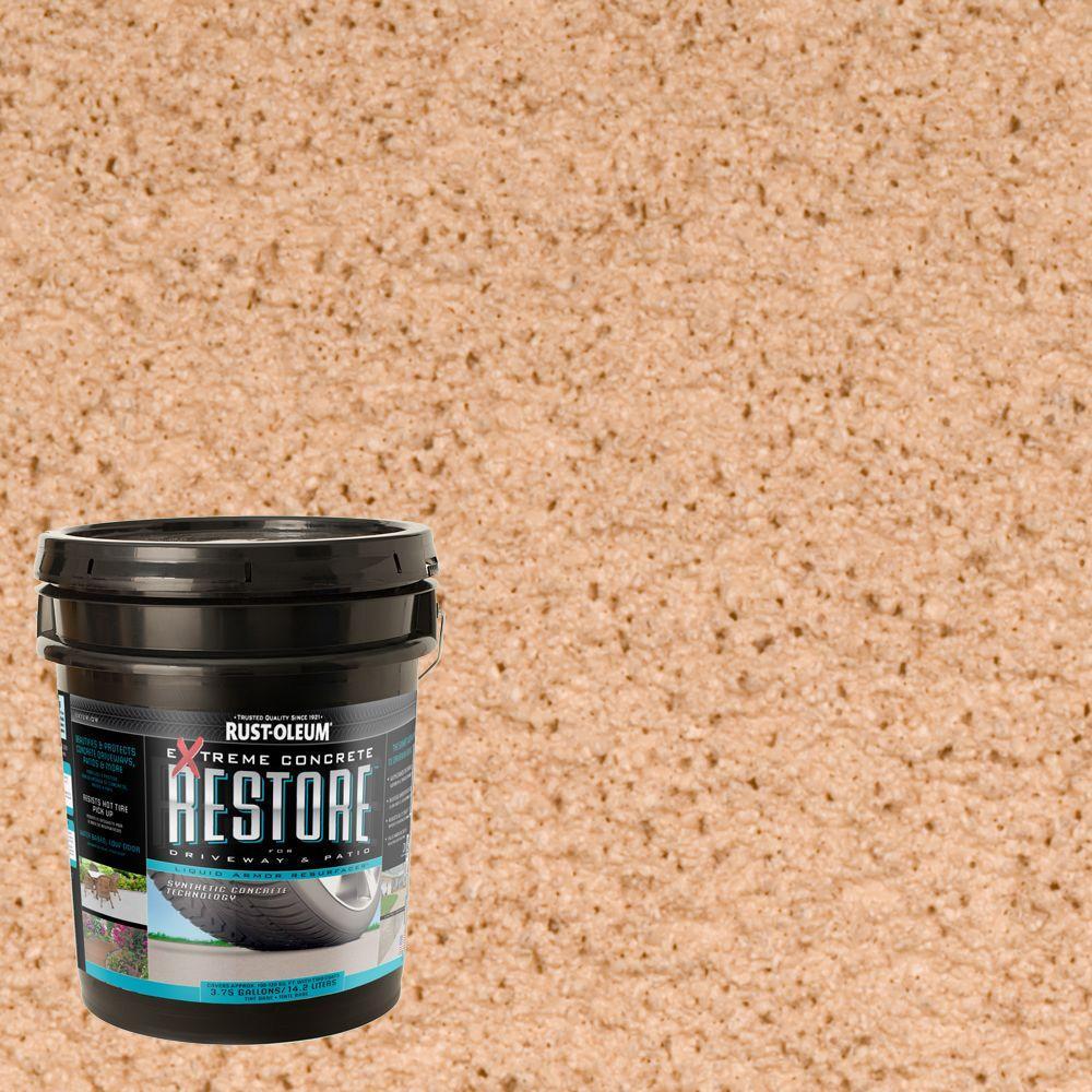 Rust-Oleum Restore 4 gal. Sedona Liquid Armor Resurfacer